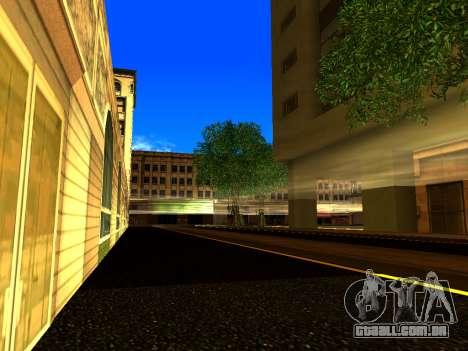 Relax City para GTA San Andreas segunda tela