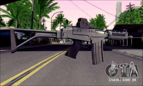 SA58 OSW v2 para GTA San Andreas segunda tela