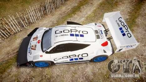 Suzuki Monster Sport SX4 2011 para GTA 4 vista direita