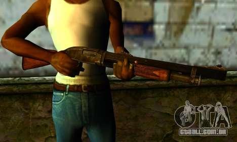Shotgun from Gotham City Impostors v1 para GTA San Andreas terceira tela