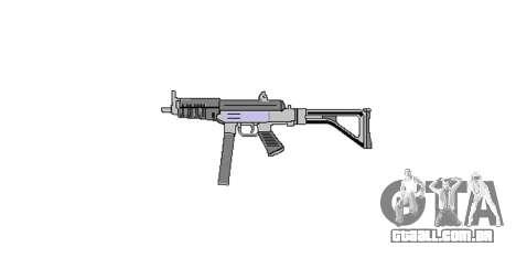 Arma da Taurus MT-40 buttstock1 icon4 para GTA 4 terceira tela