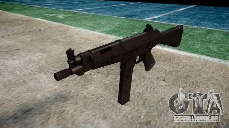Arma da Taurus MT-40 buttstock1 icon4 para GTA 4
