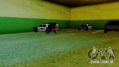 O renascimento de todas as delegacias de polícia para GTA San Andreas