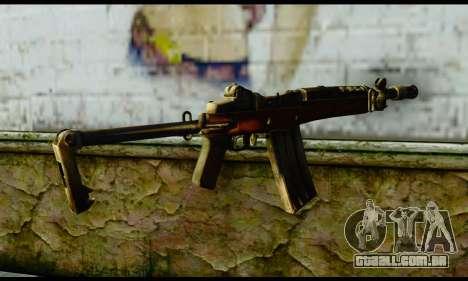 Ruger Mini-14 from Gotham City Impostors v2 para GTA San Andreas segunda tela