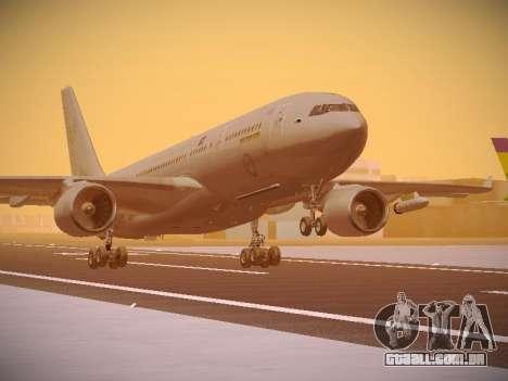Airbus KC-45A (A330-203) Australian Air Force para GTA San Andreas