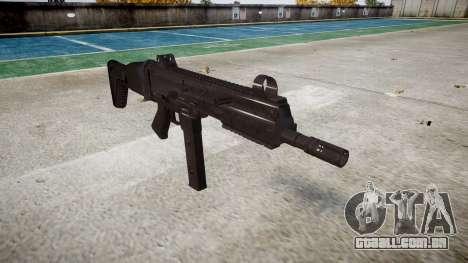 Arma SMT40 com bunda icon3 para GTA 4