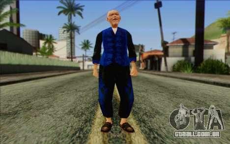 Membro do esquadrão AI da Pele 5 para GTA San Andreas