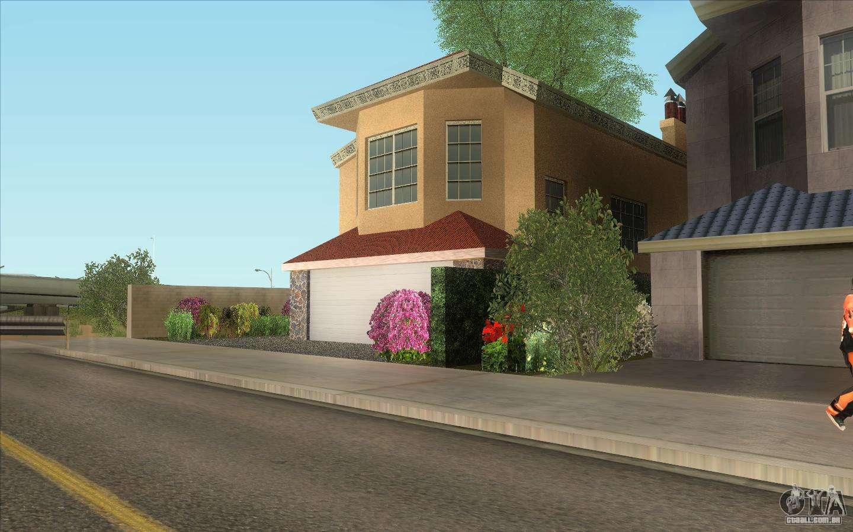 Nova casa em las venturas para gta san andreas for Casa moderna gta sa