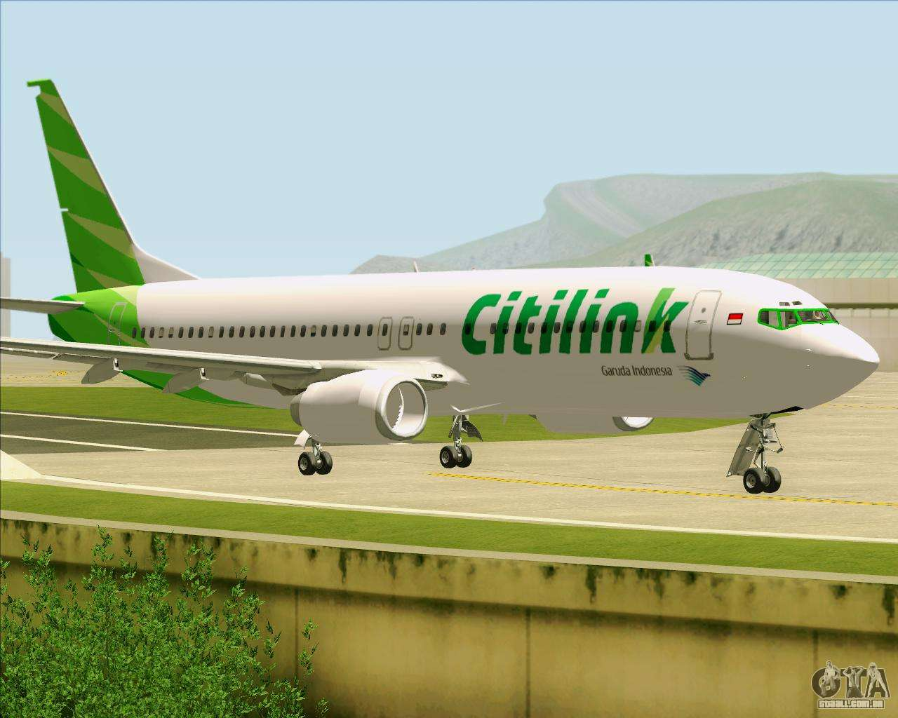 Boeing 737 800 citilink para gta san andreas boeing 737 800 citilink para gta san andreas traseira esquerda vista reheart Image collections