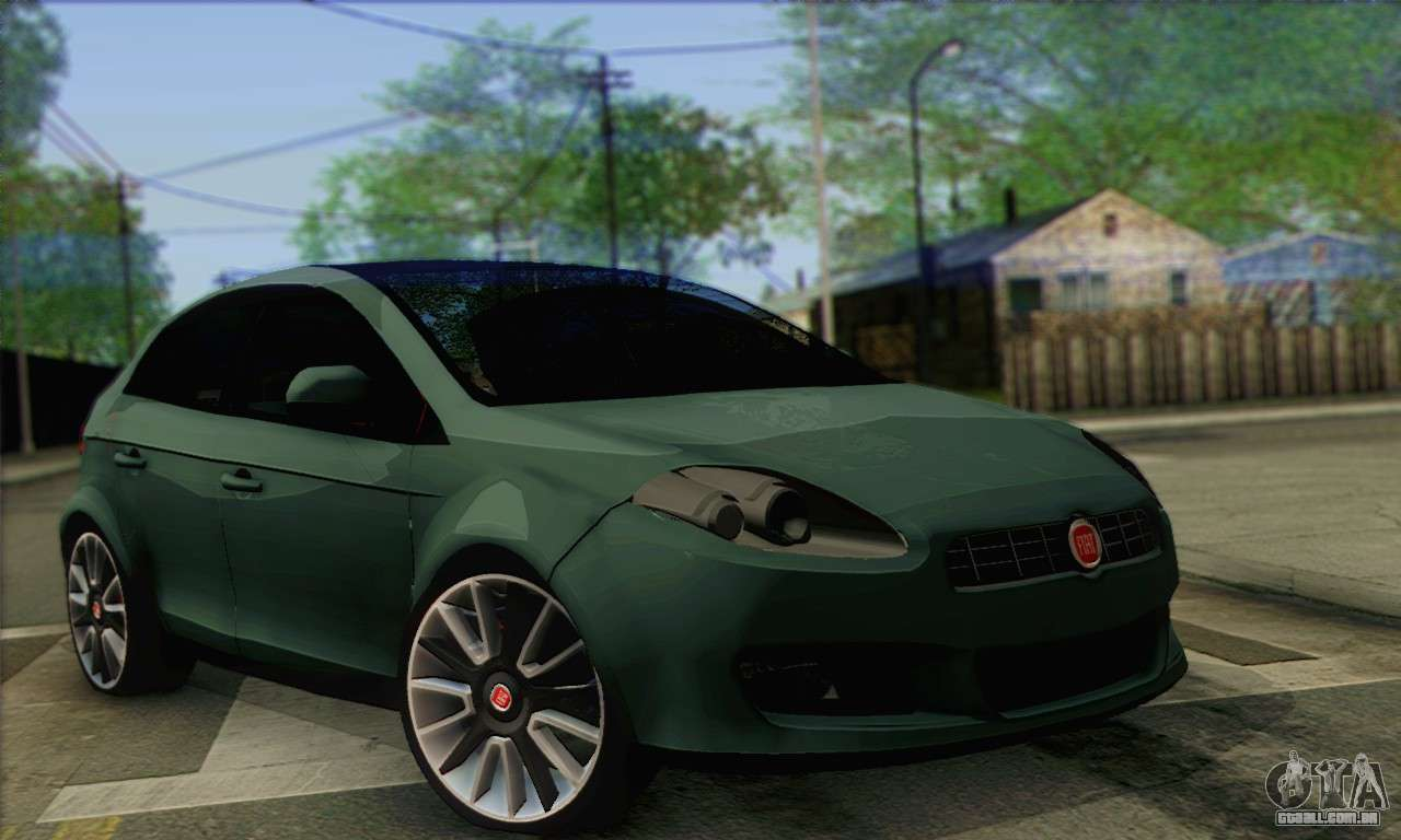 fiat bravo 2 para gta san andreas. Black Bedroom Furniture Sets. Home Design Ideas