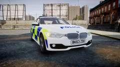 BMW 335i 2013 Central Motorway Police [ELS]