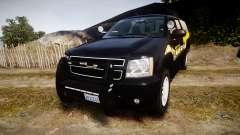 Chevrolet Suburban [ELS] Rims1