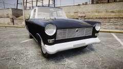 FSO Warszawa Ghia 1959