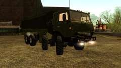 A KamAZ-6350