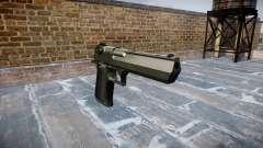 Arma de IMI Desert Eagle Mk XIX Preto