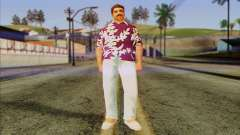 Diaz Gang from GTA Vice City Skin 1 para GTA San Andreas