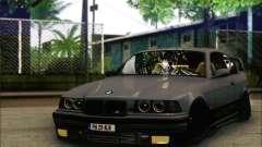 BMW E36 Stanced
