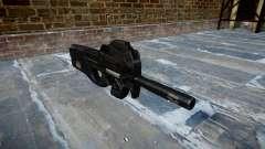 Arma Fabrique Nationale P90 para evitar ser sile