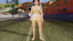 Pai from Dead or Alive 5 v3 para GTA San Andreas