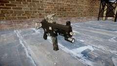 Arma UMP45 de Fibra de Carbono