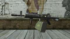 Arma De Ares Shrike para GTA San Andreas
