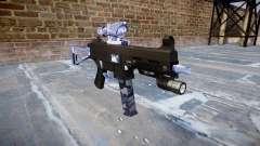 Arma UMP45 Blue Tiger