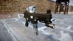 Arma UMP45 Crânios
