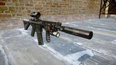 Máquina Tático M4A1 CQB