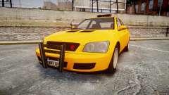Karin Sultan Taxi para GTA 4