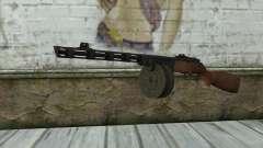 PPSH-41 v1 para GTA San Andreas