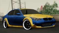 BMW M5 E60 Lumma
