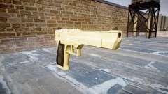 Пистолет Desert Eagle PointBlank Ouro
