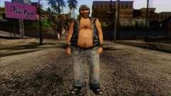 Biker from GTA Vice City Skin 2