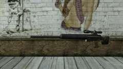 HK PSG1 from Beta Version para GTA San Andreas