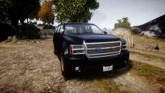 GTA V Declasse Granger Unmarked [ELS] Slicktop