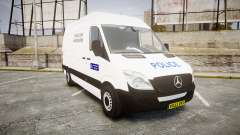 Mercedes-Benz Sprinter 311 cdi London Police