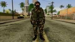 The Expendables 2 Enemy para GTA San Andreas