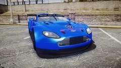 Aston Martin Vantage GTE Nico Yazawa