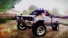 Karin Rebel 4x4 para GTA San Andreas