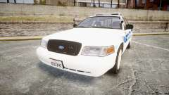 Ford Crown Victoria PS Police [ELS] para GTA 4