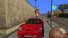 Velocímetro HITMAN para GTA San Andreas