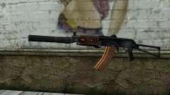 AKS-74U com PBS-5