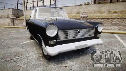 FSO Warszawa Ghia 1959 para GTA 4