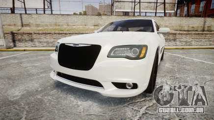Chrysler 300 SRT8 2012 PJ SRT8 para GTA 4