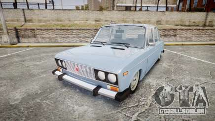 UTILIZANDO-2106 (Lada 2106) para GTA 4