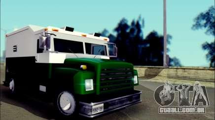 Shubert Armored Van from Mafia 2 para GTA San Andreas