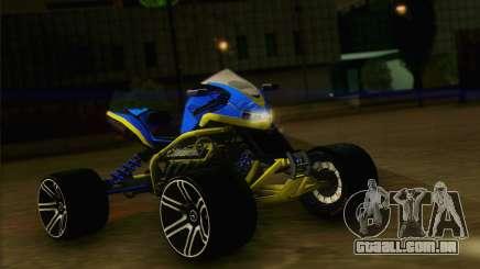 ATV Quad para GTA San Andreas
