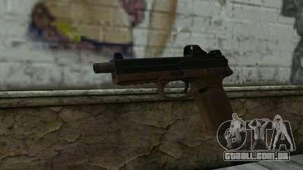 FN FNP-45, Com Vista para GTA San Andreas