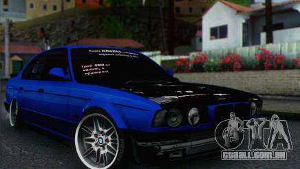 BMW M5 E34 V10 para GTA San Andreas