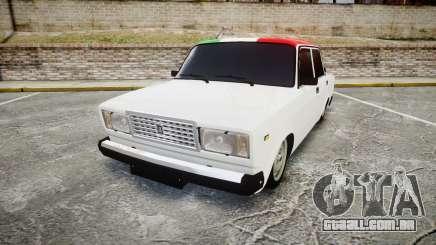 VAZ-2107 Itália para GTA 4